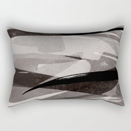 Abstraction No. 2 Rectangular Pillow