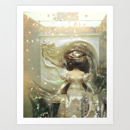 Court Soothsayer Art Print