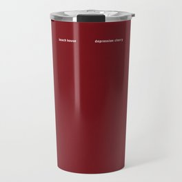Depression Cherry Travel Mug