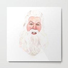 The Santa Clause Metal Print