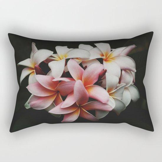 flowers of Malaysia Rectangular Pillow