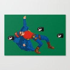 Itsa Me, Neo Canvas Print
