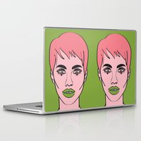 mod Laptop & iPad Skins featuring Mod by Grace Teaney Art