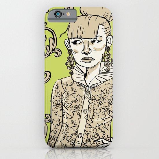 Baroque  iPhone & iPod Case