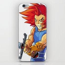 Leono Thundercats iPhone Skin