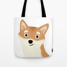 Shiba Inu - Cute Dog Series Tote Bag