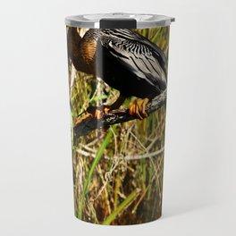 A Colorful Meal Travel Mug
