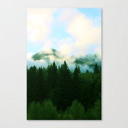 Robson Canvas Print