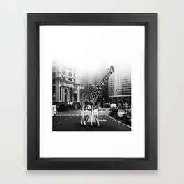 Wallker Road III Framed Art Print