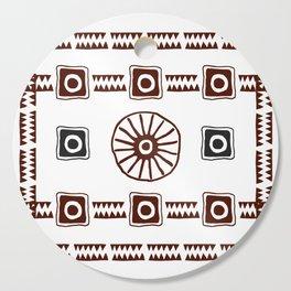 Ancestral Ornament 1A Cutting Board