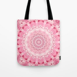 """The Suitor's Plea"" Kaleidoscope 7 by Angelique G. @FromtheBreathofDaydreams Tote Bag"