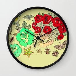 Traditional Flash 1 Wall Clock