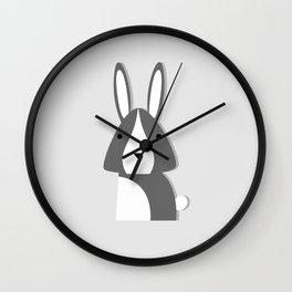 Forest Critter Wall Clock