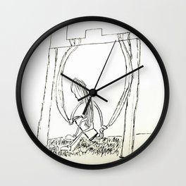 Not An Excuse. Wall Clock