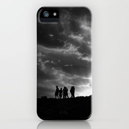 today or maybe tomorrow iPhone Case