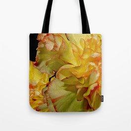 Carnation, Dianthus Fantasy 13 Tote Bag