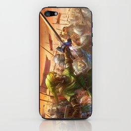 Legendary Battle  iPhone Skin