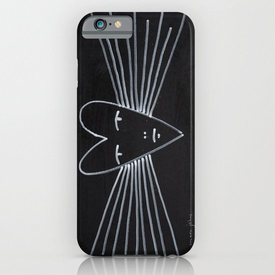 radiant heart iPhone & iPod Case