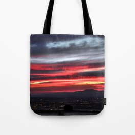 The day that could be Tote Bag