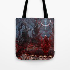 Twilight Garden  Tote Bag