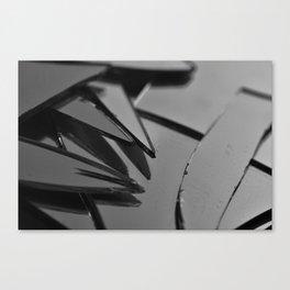 Superstitious Noir Canvas Print