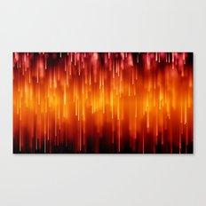 Fallen Fire Canvas Print