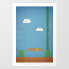 Level 1 Art Print