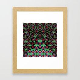 Into the Woods, 2280q Framed Art Print