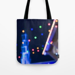 Lights in the sky Tote Bag