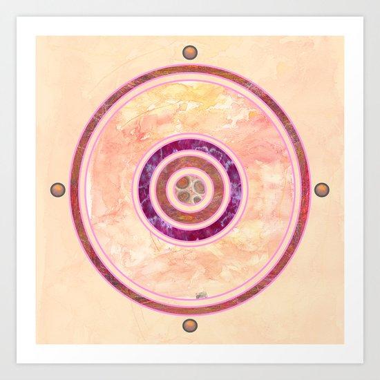 Un.Focus Art Print
