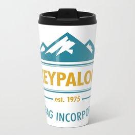 Mikeypalooza Metal Travel Mug