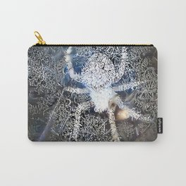 Frosty Spider Carry-All Pouch