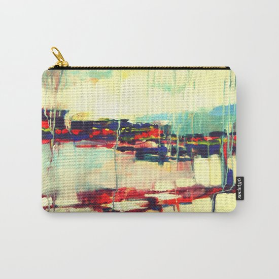 Warsaw III - abstraction Carry-All Pouch