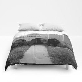 1084 O'BRIEN COURT, LOOKING EAST Comforters