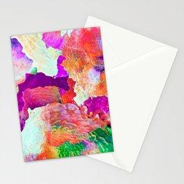 Abstract Melt I Stationery Cards