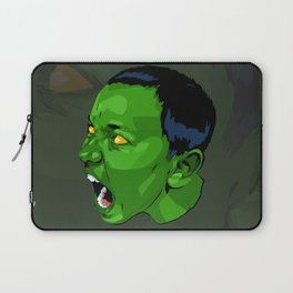 mini Hulk Laptop Sleeve