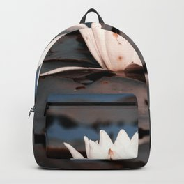 flower of the lake Backpack