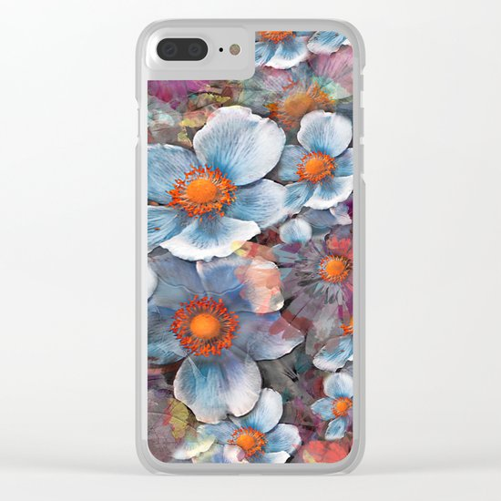 Flower carpet(53). Clear iPhone Case