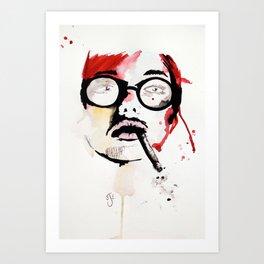 Gemma. Art Print