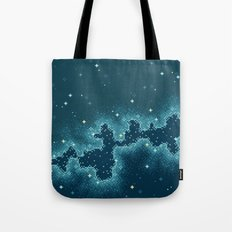 Northern Skies II Tote Bag