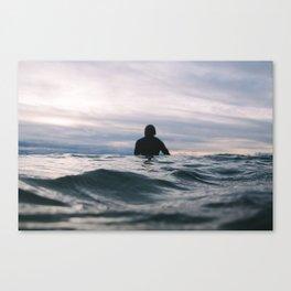 ocean Surf V Canvas Print