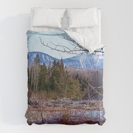 The Way to the Mountain Comforters