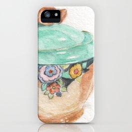 Sugar and Creamer iPhone Case