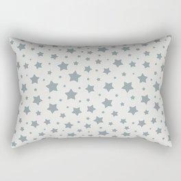 Winter Abstracts 5 Rectangular Pillow