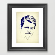 Cult Connections: Swanson Framed Art Print