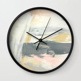 Gleaming Wall Clock
