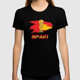 World cup spain T-shirt