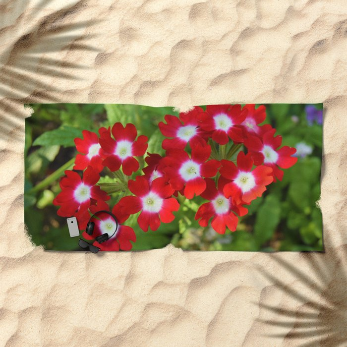 When The Time Comes Beach Towel