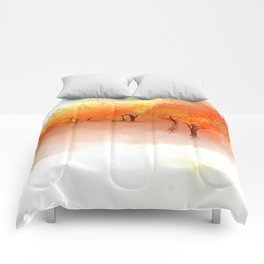 Unbelievable Autumn Comforters