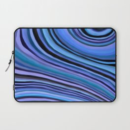 Mineralicious~Blue Agate Laptop Sleeve